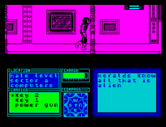 Marsport ZX Spectrum 32