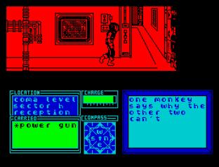 Marsport ZX Spectrum 42