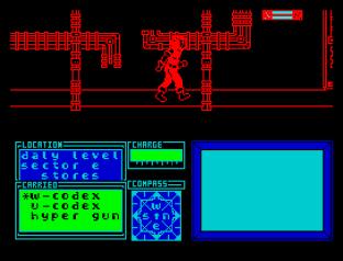 Marsport ZX Spectrum 64