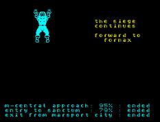 Marsport ZX Spectrum 85