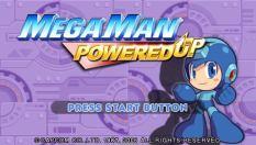 Mega Man Powered Up PSP 001