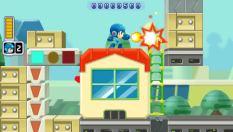 Mega Man Powered Up PSP 017