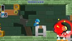 Mega Man Powered Up PSP 041