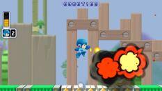 Mega Man Powered Up PSP 079