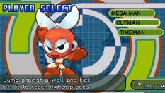 Mega Man Powered Up PSP 096