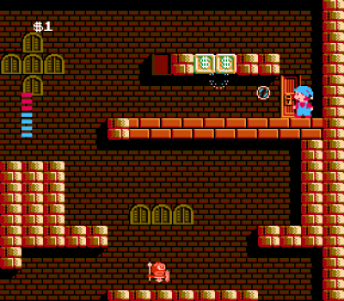 Milon's Secret Castle NES 09