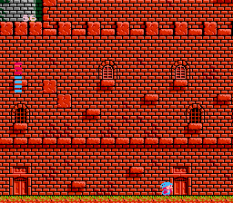 Milon's Secret Castle NES 11