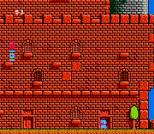 Milon's Secret Castle NES 13