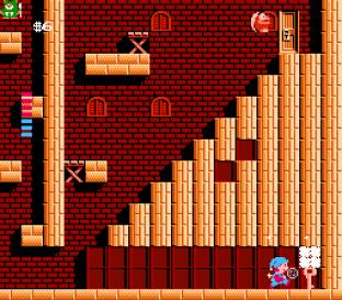 Milon's Secret Castle NES 20