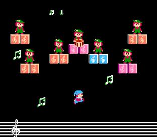 Milon's Secret Castle NES 23