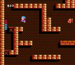 Milon's Secret Castle NES 28