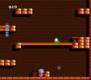 Milon's Secret Castle NES 31