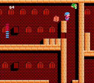 Milon's Secret Castle NES 34