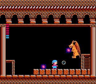 Milon's Secret Castle NES 42