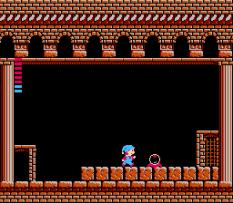 Milon's Secret Castle NES 43