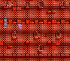 Milon's Secret Castle NES 44