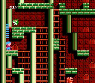 Milon's Secret Castle NES 45