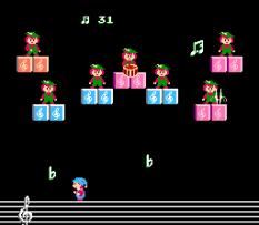 Milon's Secret Castle NES 54