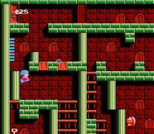 Milon's Secret Castle NES 56