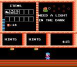 Milon's Secret Castle NES 60