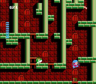 Milon's Secret Castle NES 64