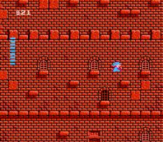 Milon's Secret Castle NES 65