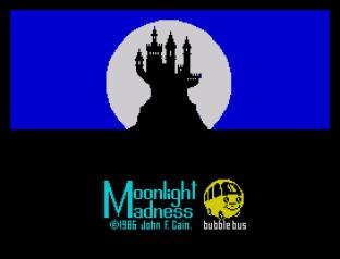Moonlight Madness ZX Spectrum 01