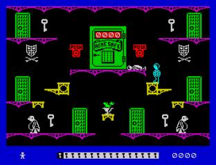 Moonlight Madness ZX Spectrum 09