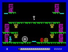 Moonlight Madness ZX Spectrum 10