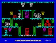 Moonlight Madness ZX Spectrum 11