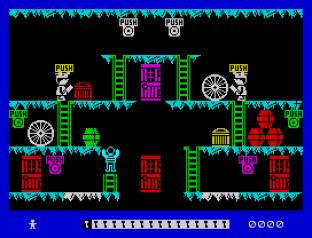 Moonlight Madness ZX Spectrum 12