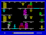 Moonlight Madness ZX Spectrum 16