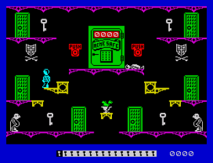 Moonlight Madness ZX Spectrum 20