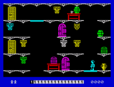 Moonlight Madness ZX Spectrum 21