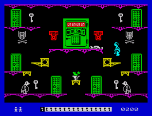 Moonlight Madness ZX Spectrum 23