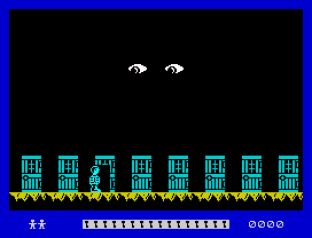 Moonlight Madness ZX Spectrum 31