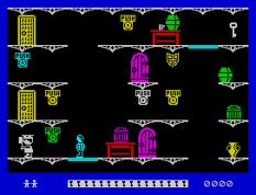 Moonlight Madness ZX Spectrum 32