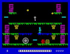 Moonlight Madness ZX Spectrum 33