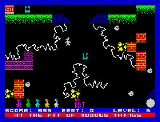 Mutant Monty ZX Spectrum 09