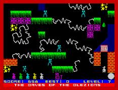 Mutant Monty ZX Spectrum 10