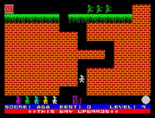 Mutant Monty ZX Spectrum 12