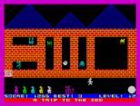 Mutant Monty ZX Spectrum 16