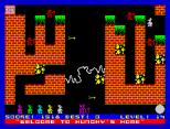 Mutant Monty ZX Spectrum 18
