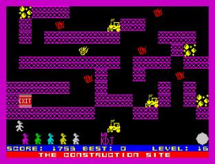 Mutant Monty ZX Spectrum 20