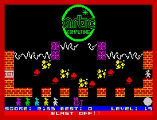 Mutant Monty ZX Spectrum 23