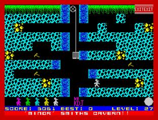 Mutant Monty ZX Spectrum 31