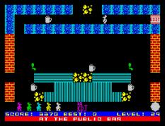 Mutant Monty ZX Spectrum 33
