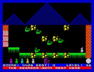 Mutant Monty ZX Spectrum 42