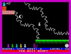 Mutant Monty ZX Spectrum 44