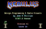 Nebulus Atari ST 02